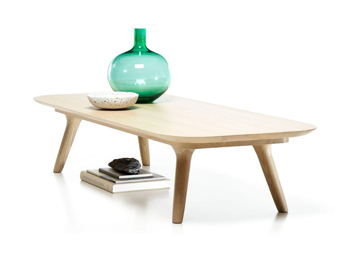 Moooi Zio Coffee Table Rectangular