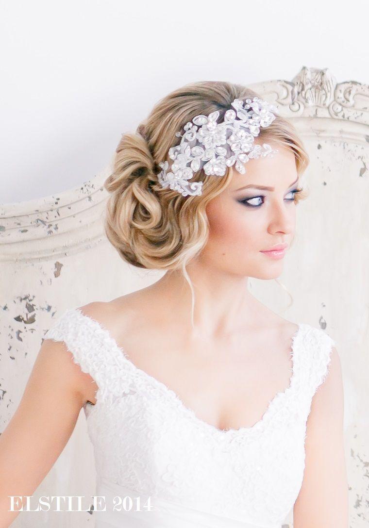 Свадебные прически и макияж, фото и цены Coiffure