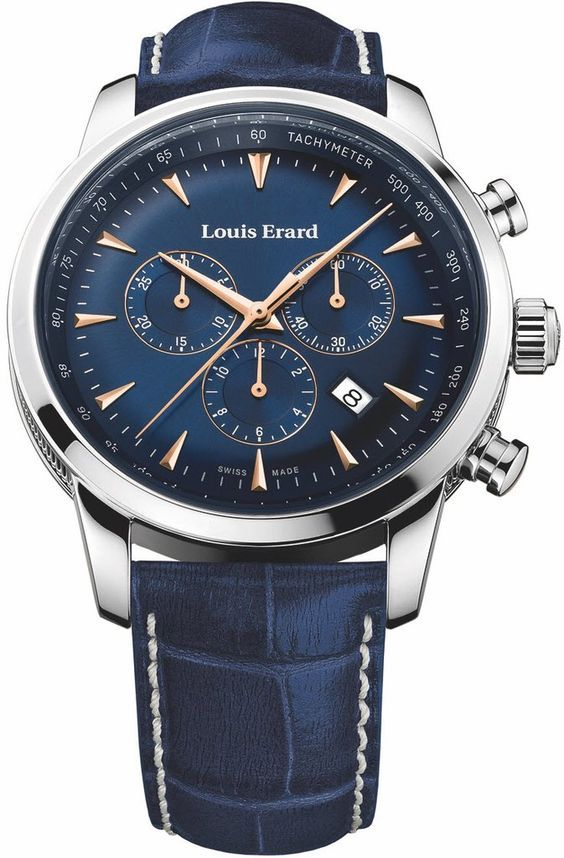 Louis Erard Heritage Mens Watch for AU$1,144 for sale