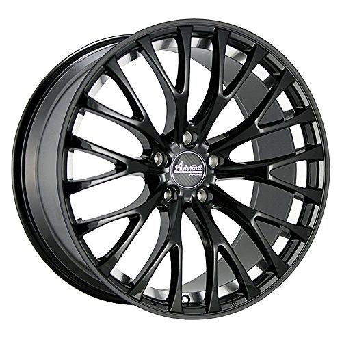 Advanti Racing Fs Fastoso Matte Black 19x9 5 5x112 45mm Fs9n512455