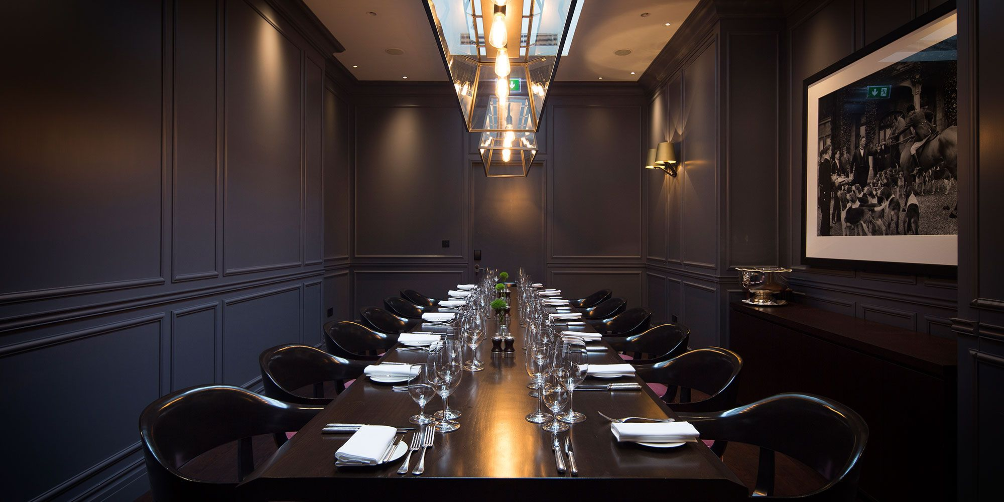 Cecconi's  West Hollywood  18Th Birthday  Pinterest Gorgeous Boston Private Dining Rooms Inspiration Design