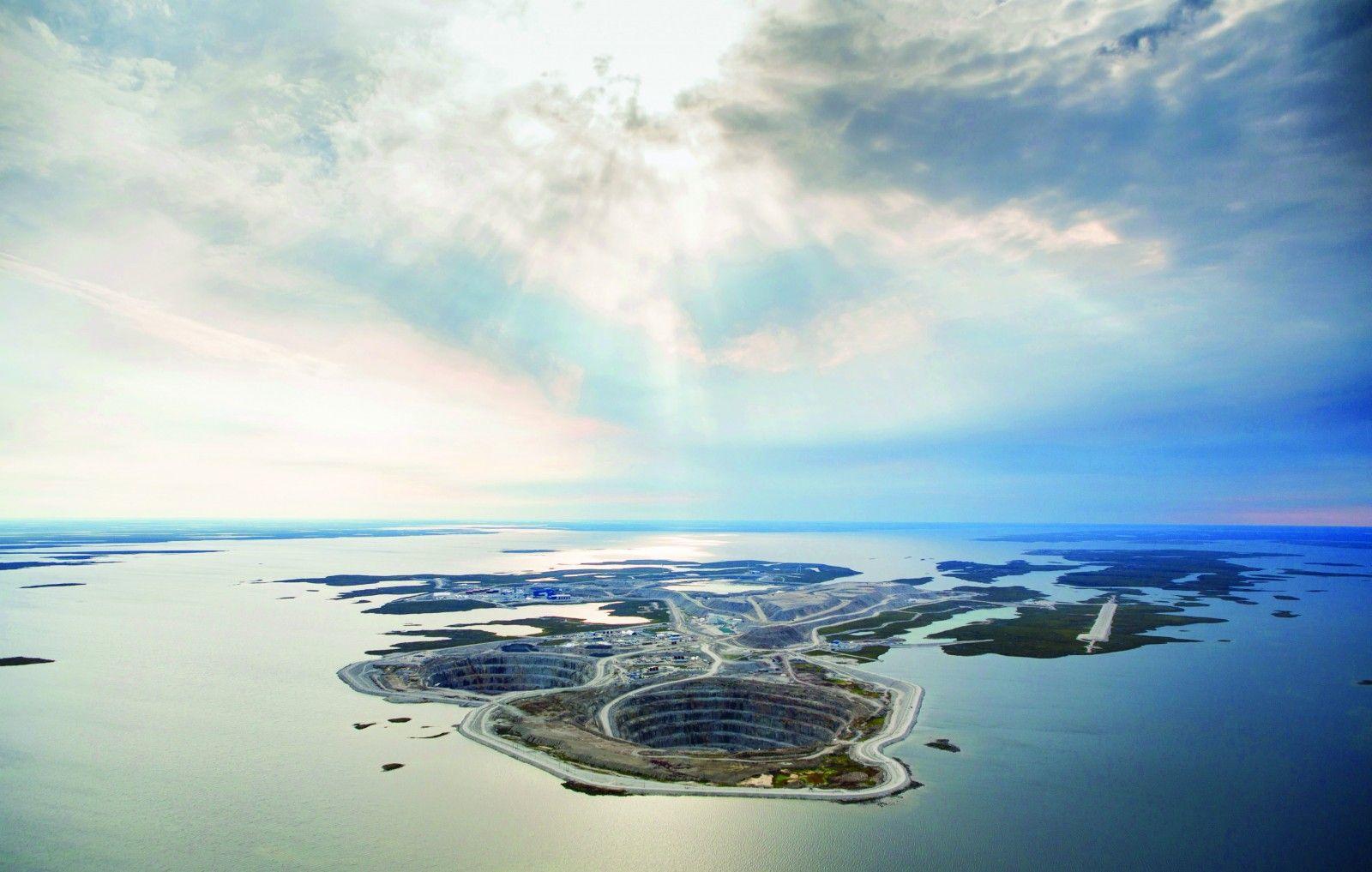The World's most photogenic mine site? Mining Magazine