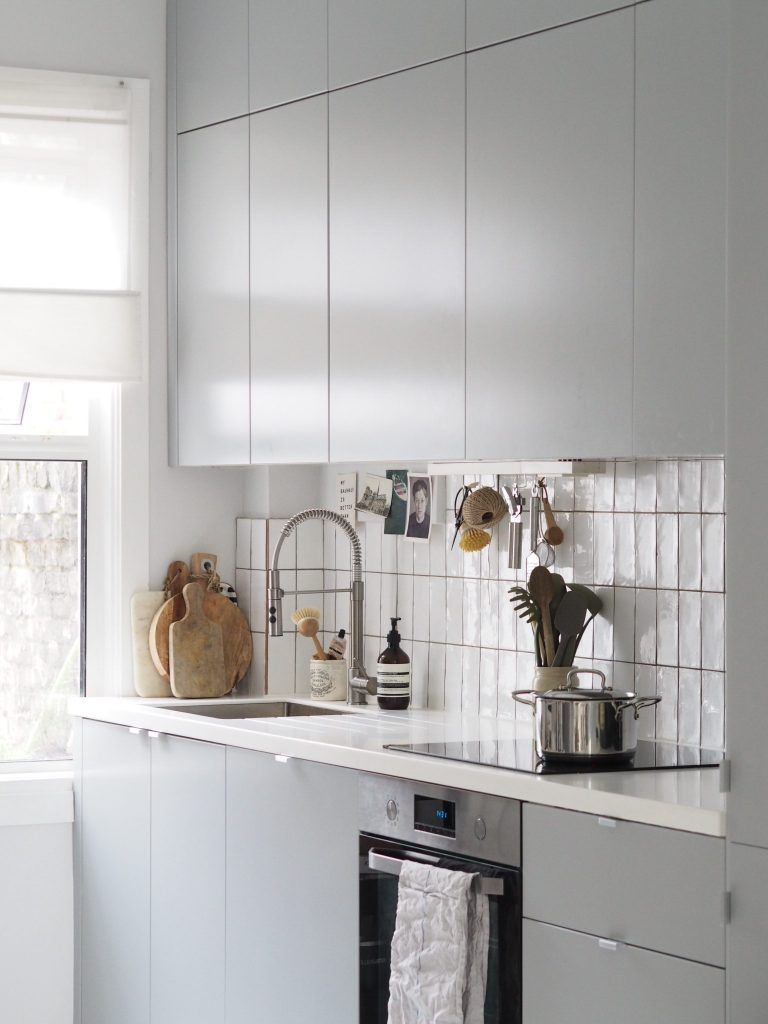 Home Tour Scandi Inspired Grey Kitchen Tidy Kitchen Grey Kitchen Designs Scandinavian Kitchen