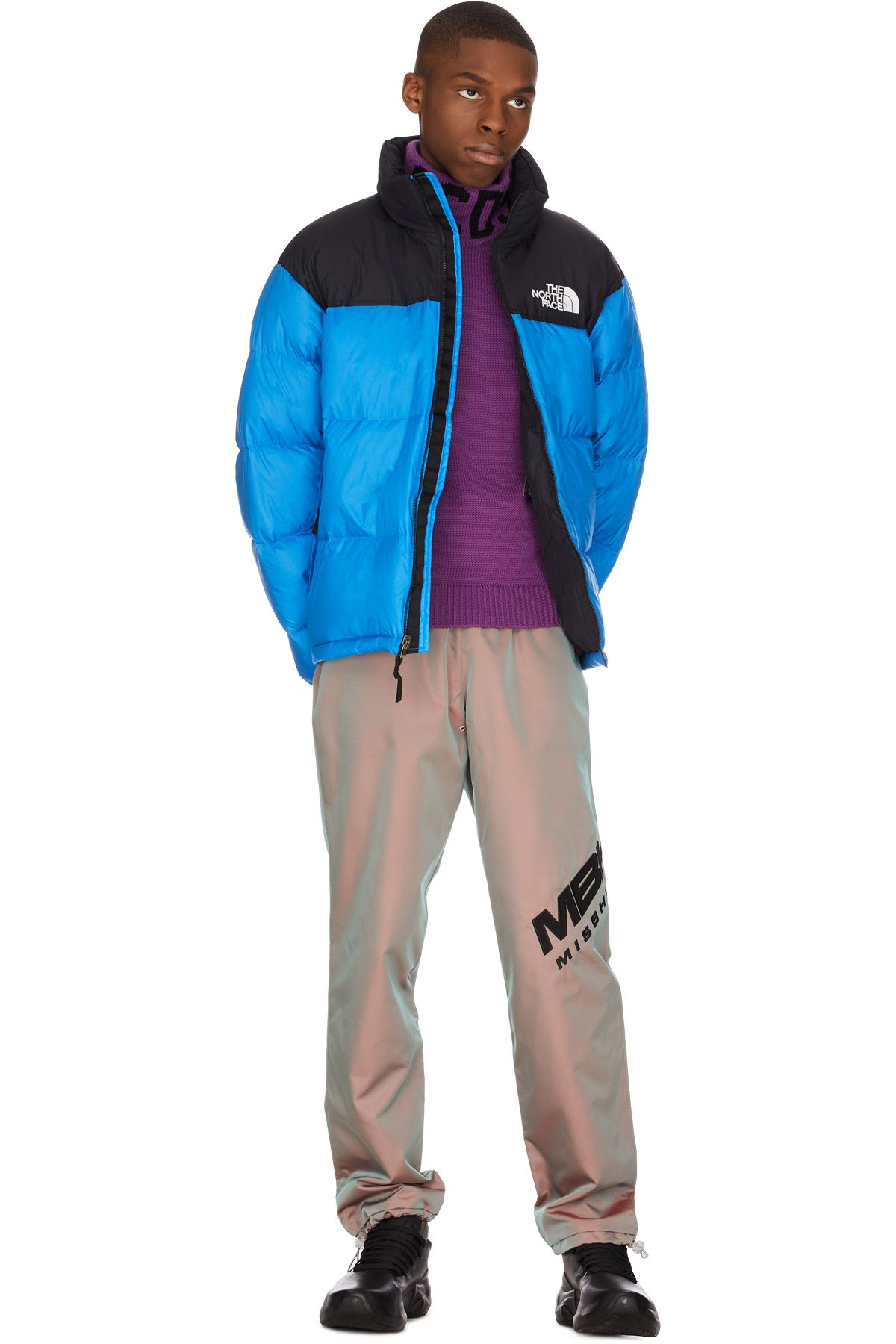 The North Face 1996 Retro Nuptse Jacket Clear Lake Blue Retro Nuptse Jacket 1996 Retro Nuptse Jacket The North Face 1996 [ 1800 x 1200 Pixel ]