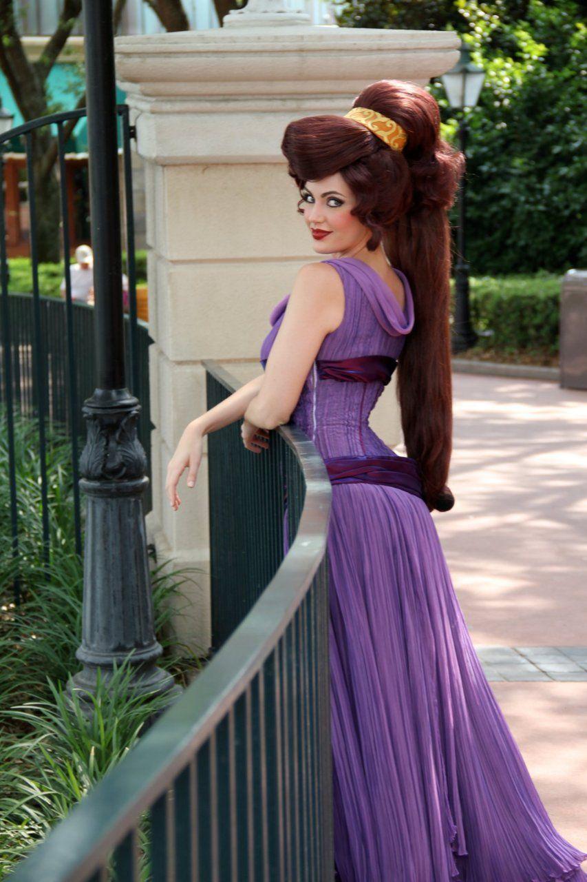 Meg, Hercules costume.. | cosplay | Pinterest | Comic con, Vestidos ...
