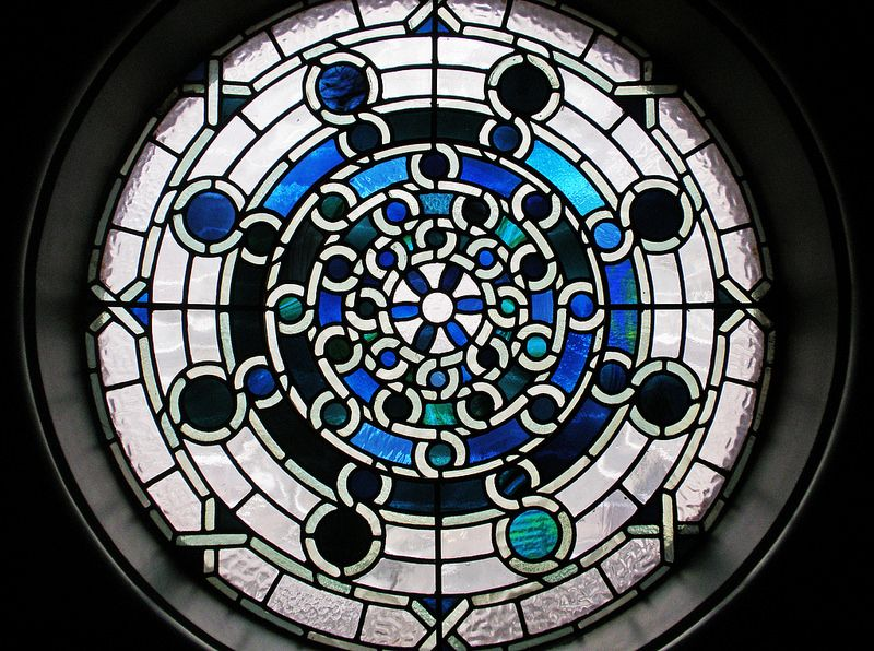 Window Cadogan Hall Mistica Religiosas