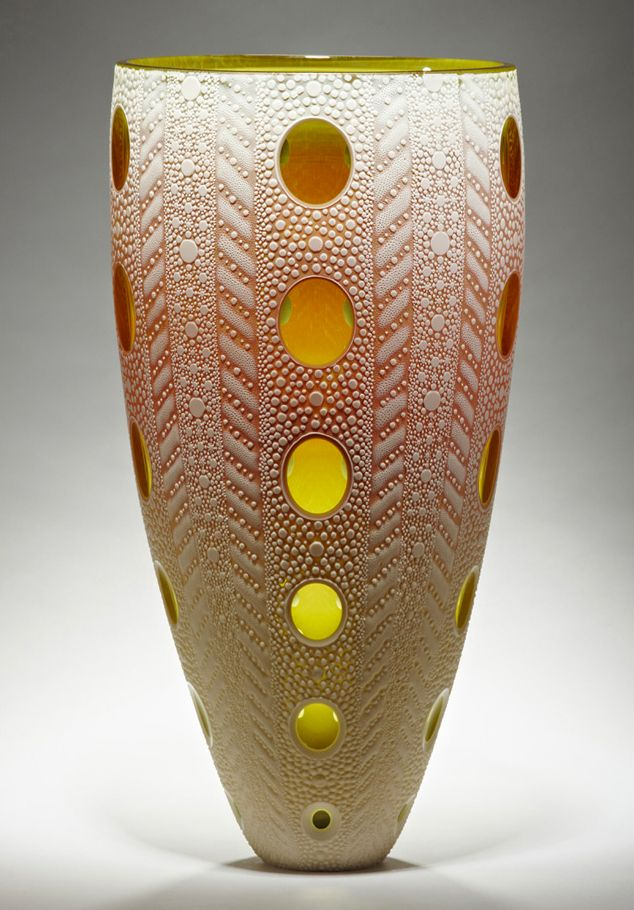 This Sea Urchin Vase By Kevin Gordon Looks Like Something Youd