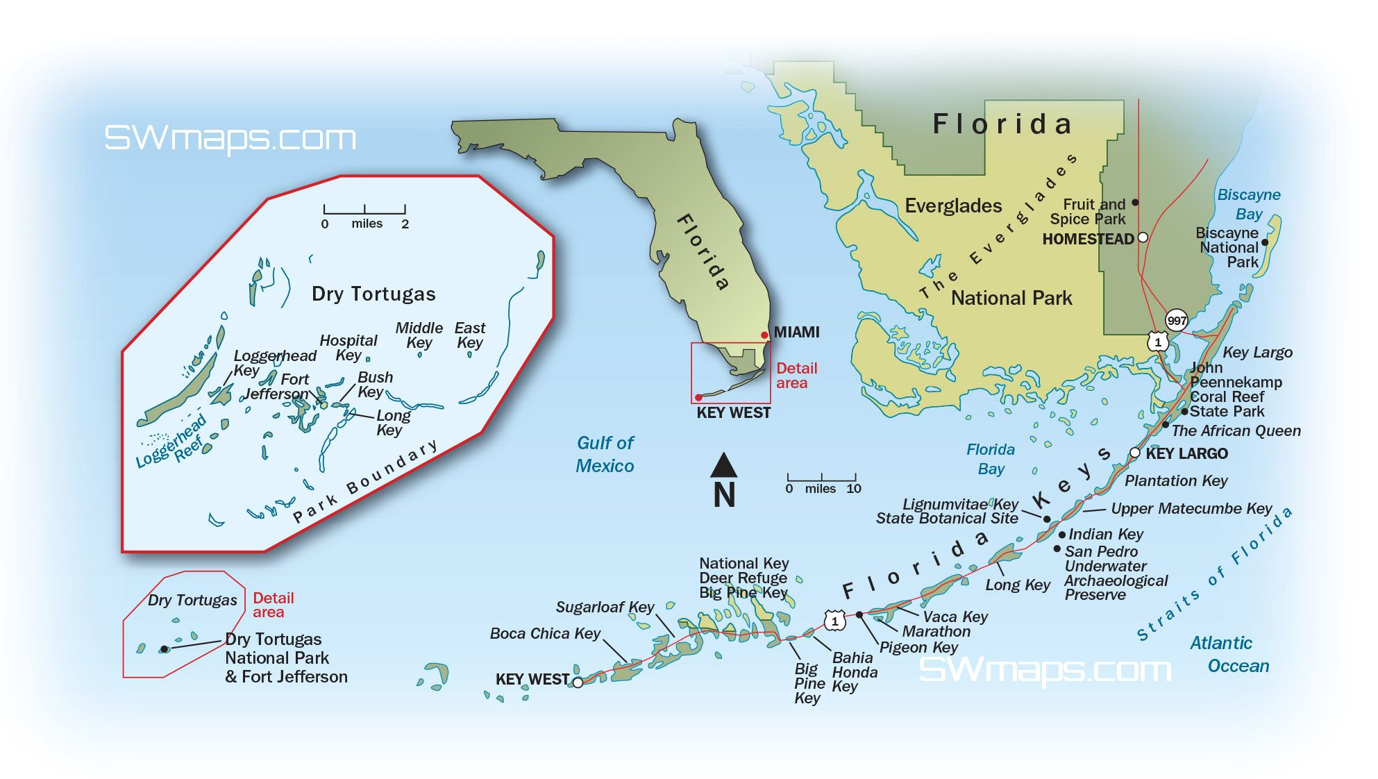 Dry Tortugas National Park Location Florida Keys And Dry Tortugas Map Kiteboardin 39 N The