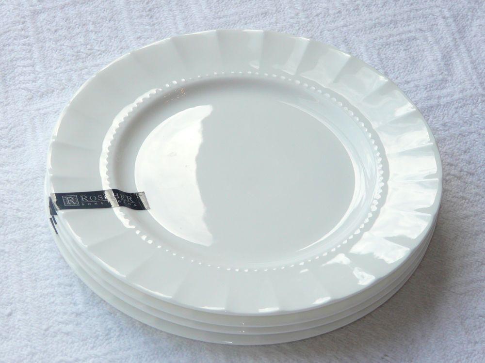 Roscher E-bay · Bone ChinaChina ... & Roscher E-bay   Stuff to Buy   Pinterest   Salad plates China china ...