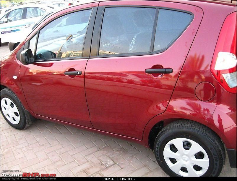 Fire Brick Red Car Pictures