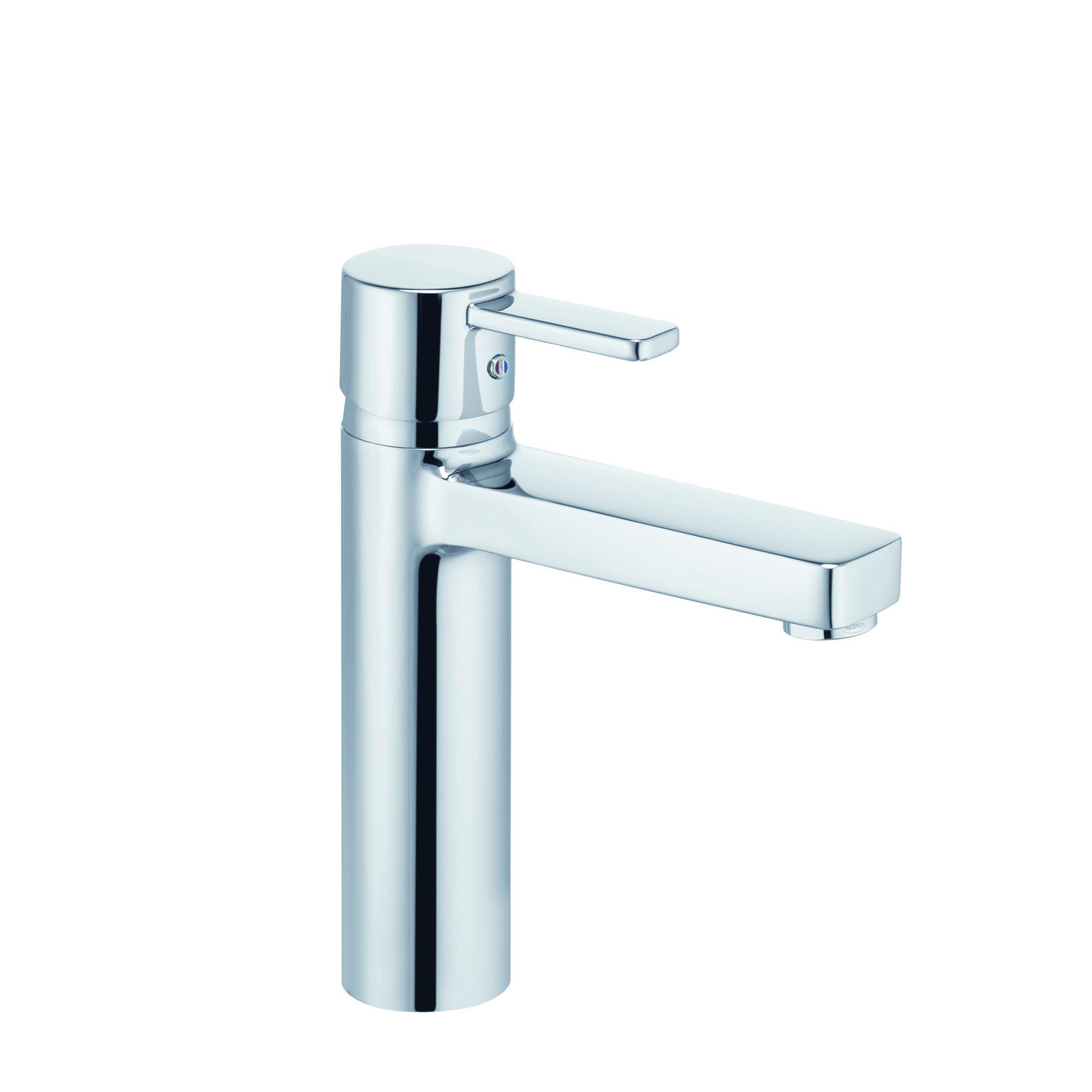 KLUDI ZENTA lage waskommengkraan 120mm 382650575 | KLUDI ...