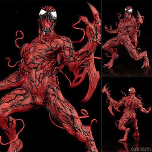 New Marvel Carnage Spider Man Statue Action Figure PVC 52 Kotobukiya Toys Gift