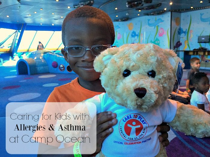 Caring For Kids With Food Allergies At Camp Ocean (With