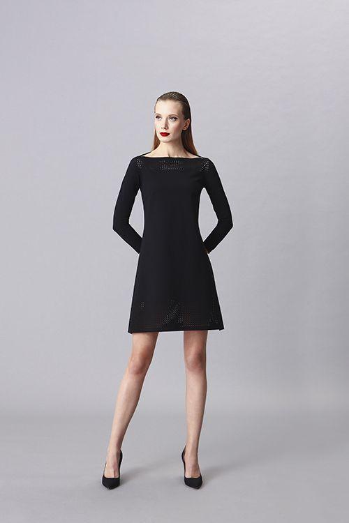 12363562 Sue LS Dress | Chiara Boni La Petite Robe | Chiara Boni La Petite Robe