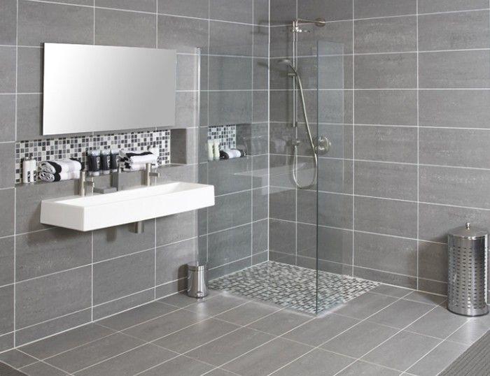 badkamer grijs wit - Google zoeken | Living | Pinterest