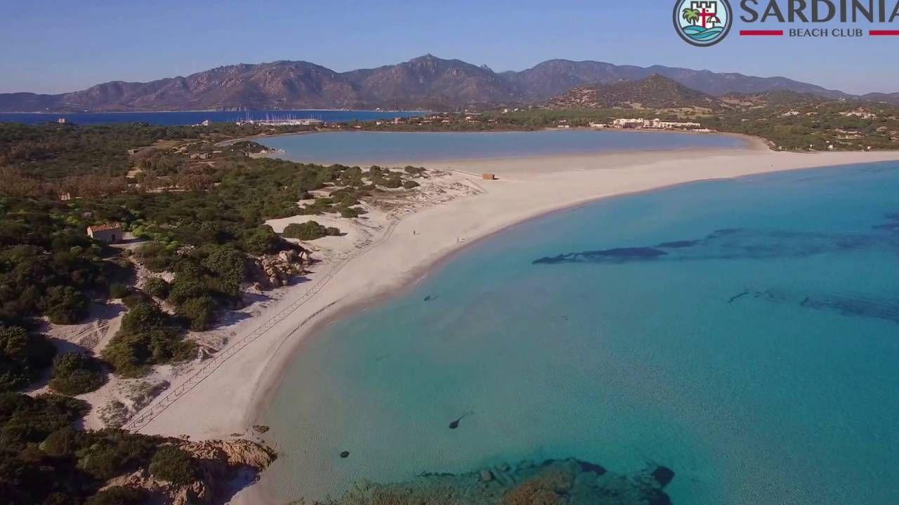 Sardinia's Best Beaches Part 1: Porto Giunco, Villasimius (CA), Sardinia...