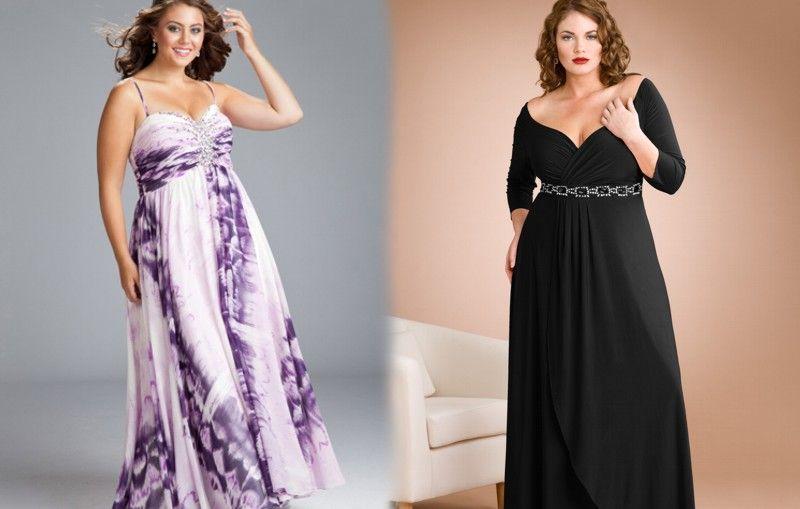 modelos de vestidos para gorditas (3) | Ropa | Pinterest | Vestido ...