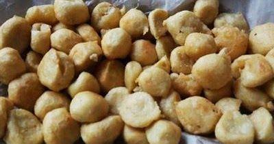Resep Pentol Goreng Pentol Goreng Ini Sebuah Jajanan Pasar Walaupun Begitu Peminatnya Banyak Sekali Resep Makanan Dan Minuman Makanan