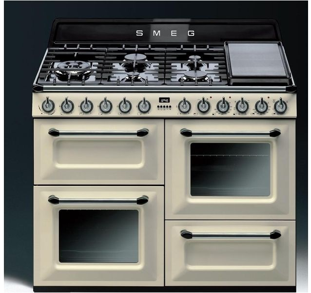 I\'ve got no words for this #smeg gas stove & oven honestly! | My ...