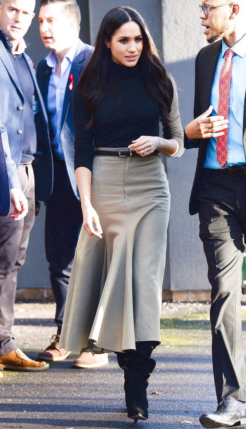 Meghan Markle's Engagement Style: Her Best Fashion Moments