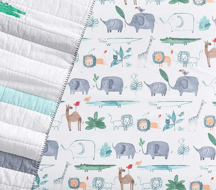 Colby Animal Baby Bedding Animal Baby Bedding Fitted