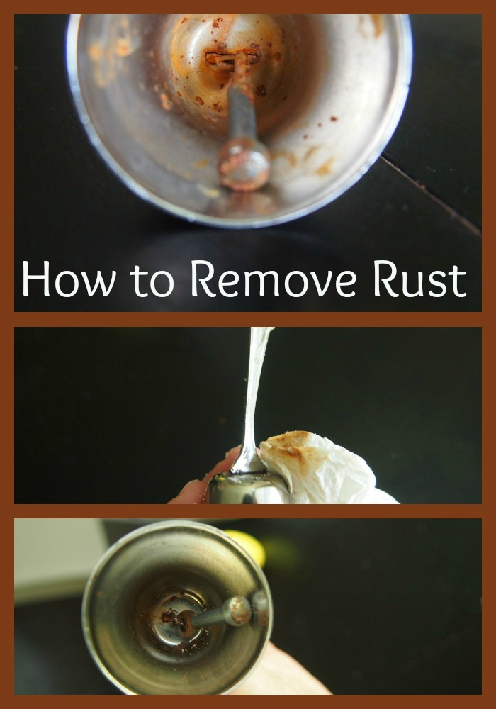 How To Remove Rust Diy How To Remove Rust Cleaning
