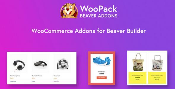 WooPack v1.2.1.1 – WooCommerce Modules for Beaver Builder