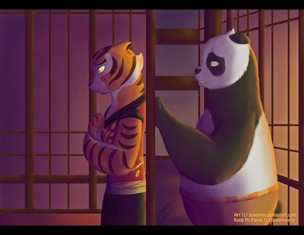 kung fu panda po and tigress relationship poems