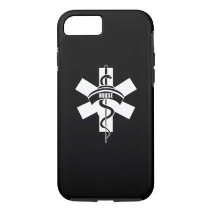 Nurses Medical Symbol Iphone 87 Case Symbols And Medical