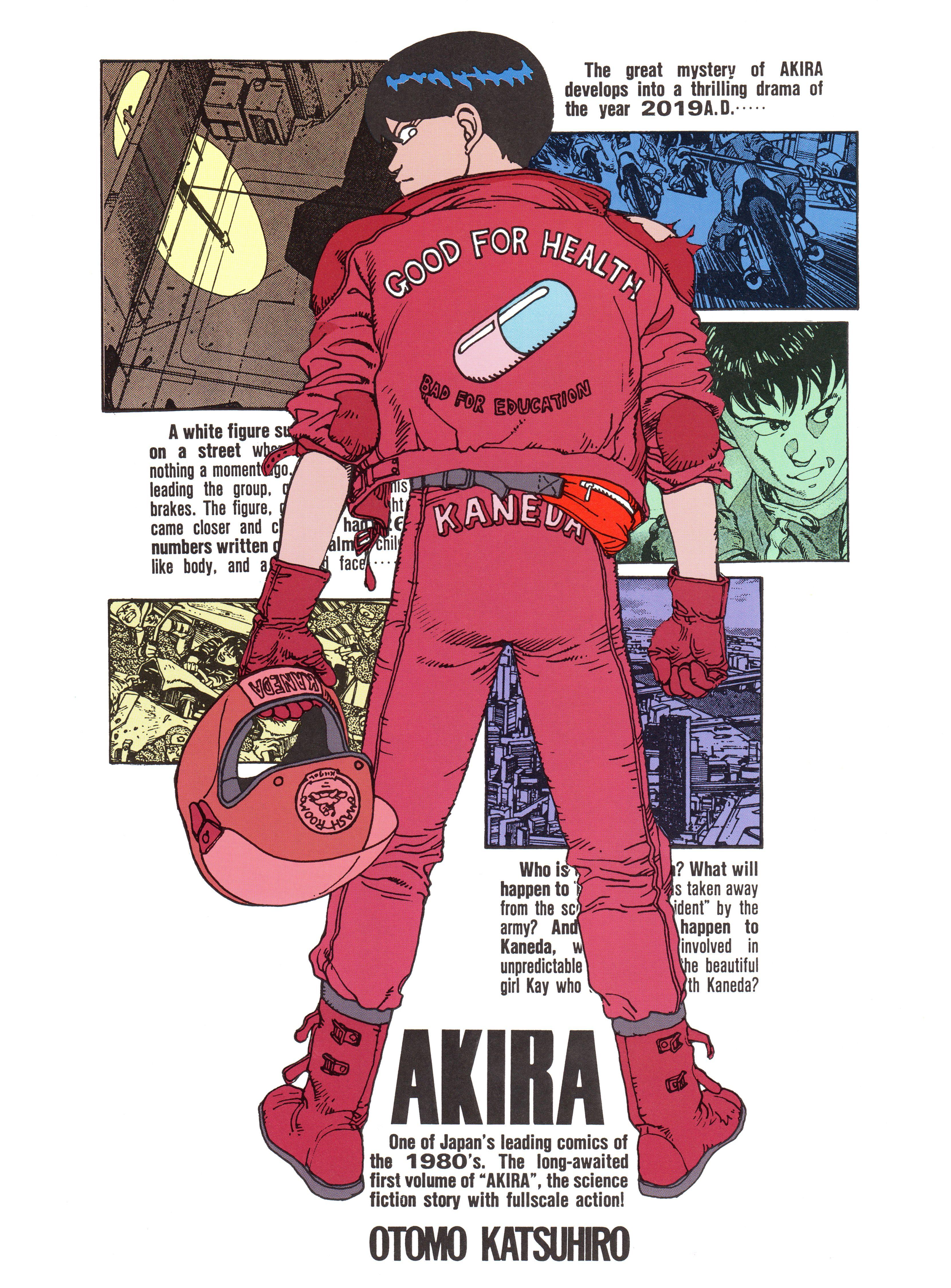 Akira 19 by ArtbookIsland 만화