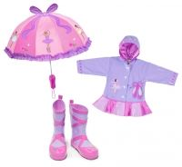 with the SoFL rainy afternoons, this is great for the tiny dancers!