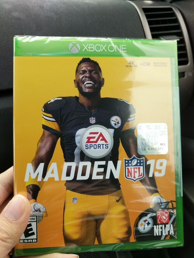 EA SPORTS MADDEN NFL 19 XBOX ONE-- | eGaming Forums | Madden nfl, Ea