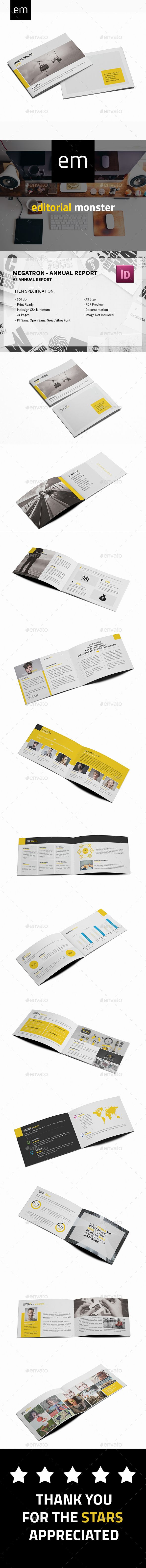 Megatron - A5 Annual Report - Corporate Brochures Download here : https://graphicriver.net/item/megatron-a5-annual-report/19880858?s_rank=93&ref=Al-fatih #brochure #brochure design #brochure template  #design #premium design #proposal #report #annual report #business brochure