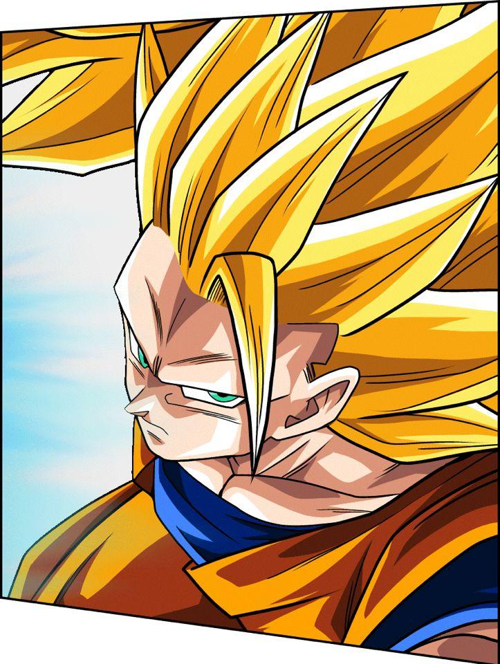 Goku Ssj3 Dbz Goku Ssj3 Dokkan Battle Dbz Wallpaper Dragon