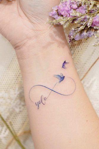 Photo of 33 Zarte Handgelenkstattoos für Ihre nächste Tintensitzung #tattoos  Diy Best …
