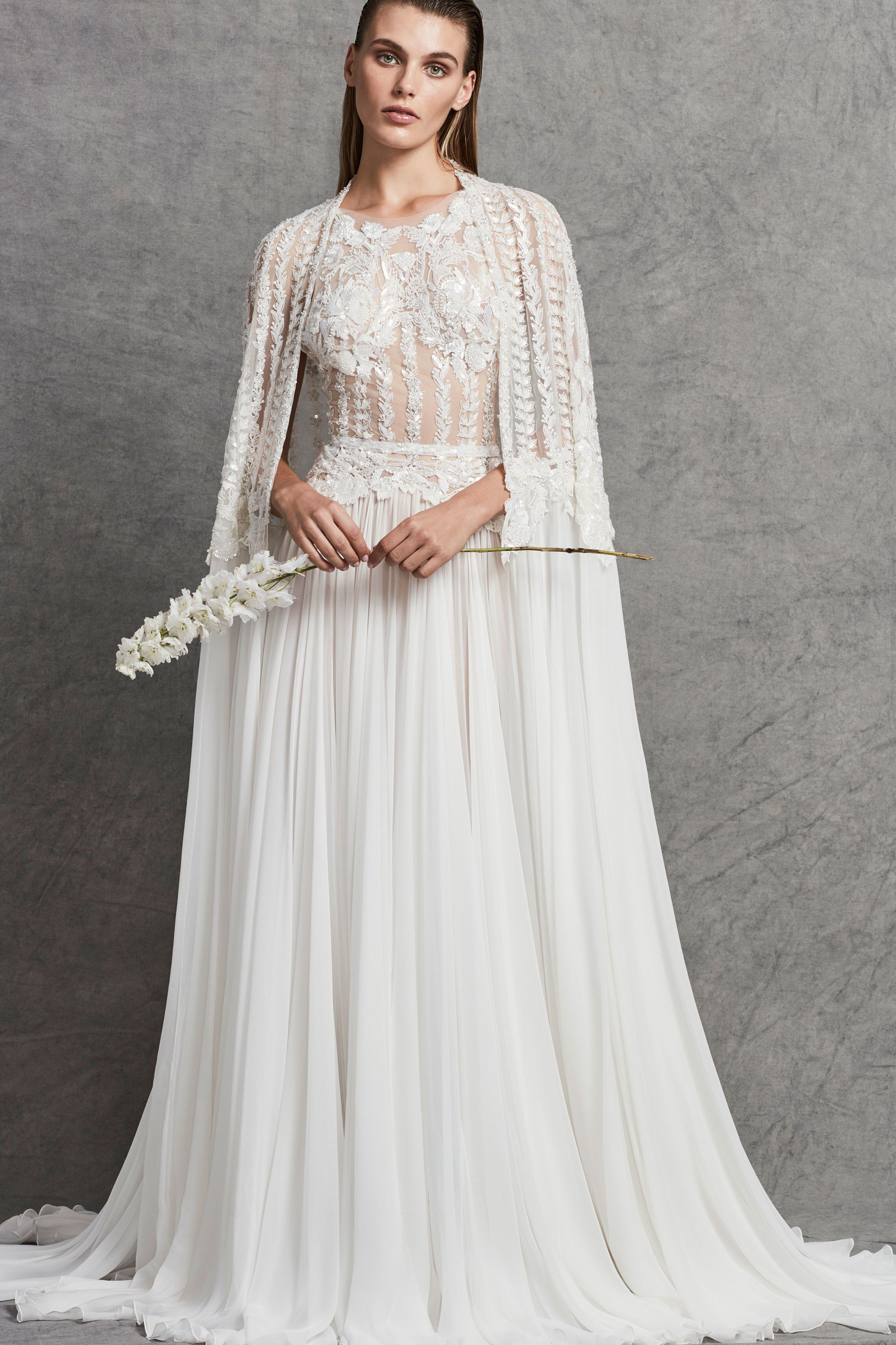 Zuhair murad bridal fall fashion show collection
