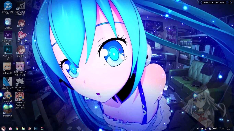 3d Anime Live Wallpaper For gambar ke 11