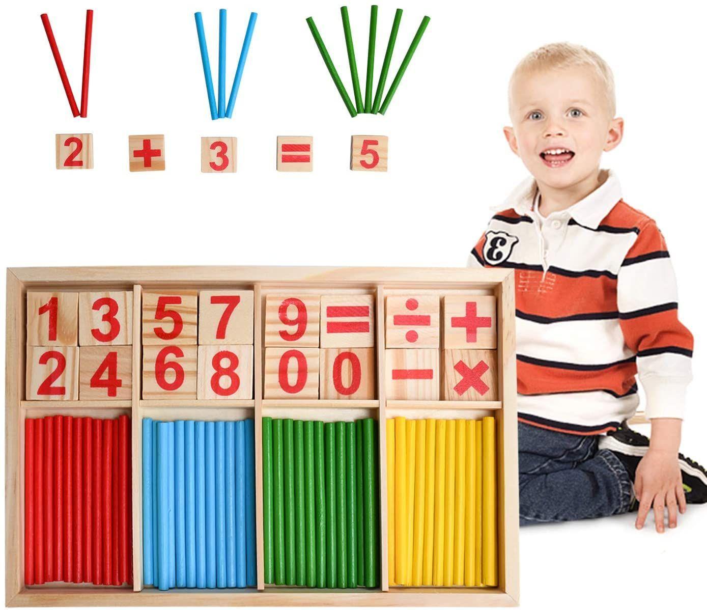 Mathe Spielzeug