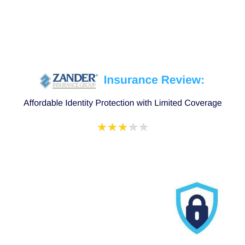 Zander Insurance Identity Theft Protection Review Identity Theft