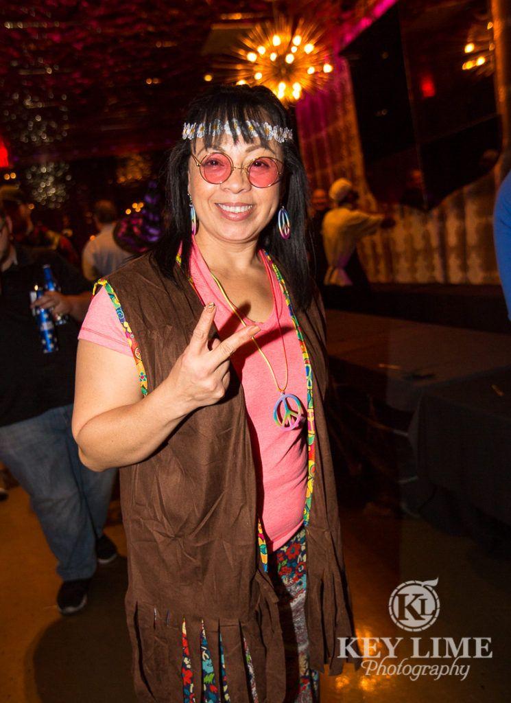 Peace Hippie Costume. Women's Halloween Costumes