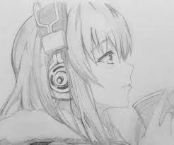 Sketsa Anime Chibi Boy
