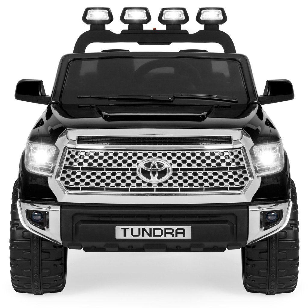 Kids 12v Toyota Tundra Truck Ride On Car W Remote Control Led