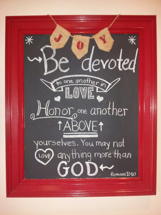 Youth Group Room Designs: Sunday School Room Decor, Chalkboard