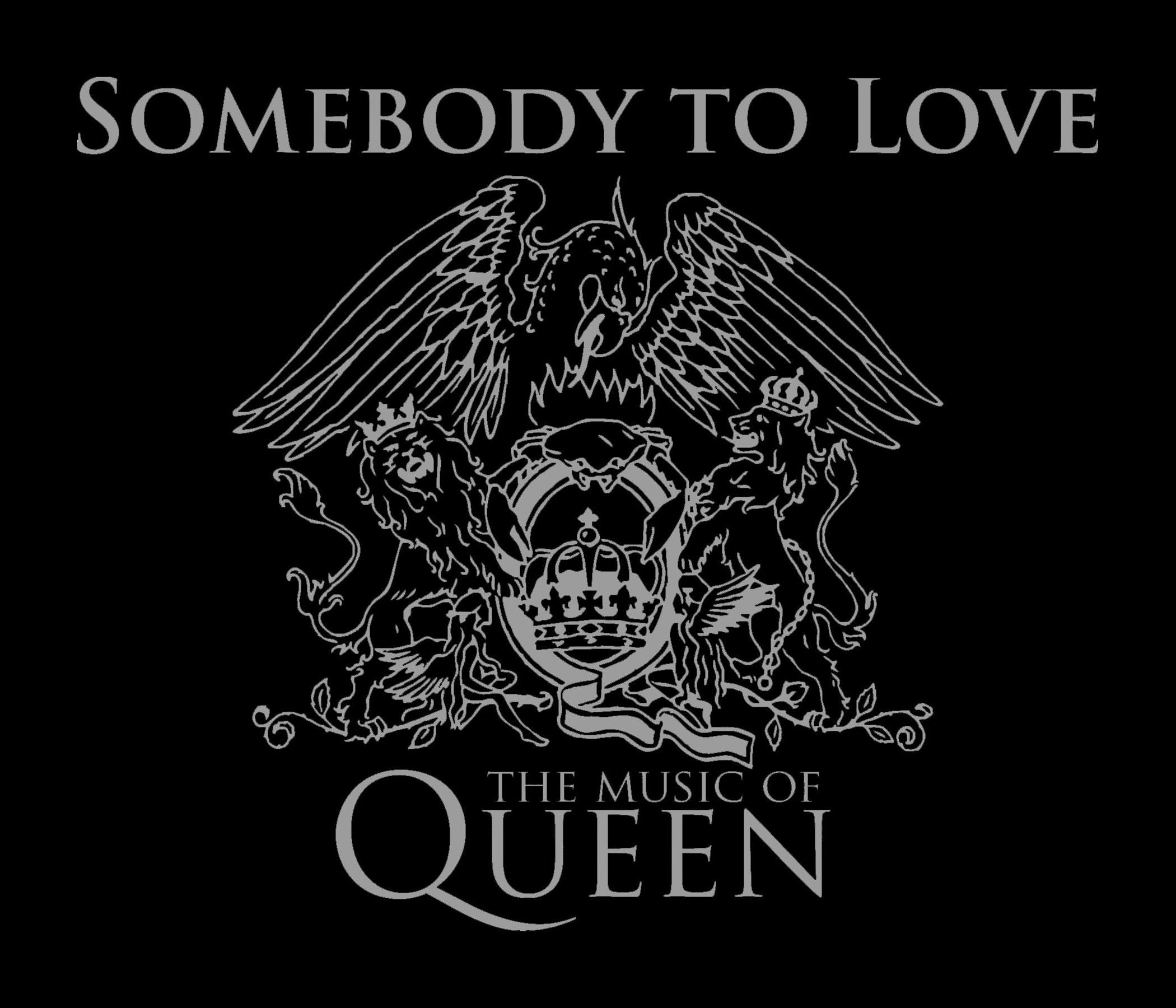 queen band logo Google Search Somebody to love, Queen