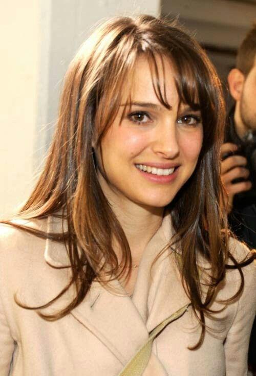 Love The Thin Bangs Long Thin Hair Thin Hair Haircuts Bangs