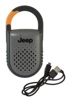 Jeep� Mobile Odyssey Eris Wireless Clip Speaker