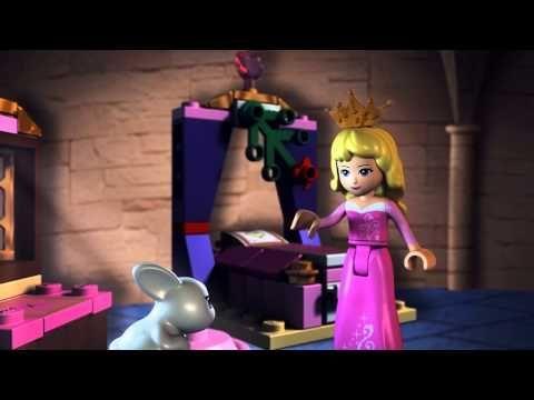 Lego Disney Princess Sleeping Beauty S Royal Bedroom 40160 Lego Disney Lego Disney Princess Disney Princess Lego sleeping beauty royal bedroom