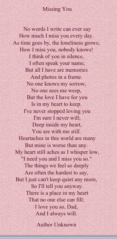 For my dad <3 † † (gone from this life & straight up to heaven on 5-27-11). ☽Ϟ☾