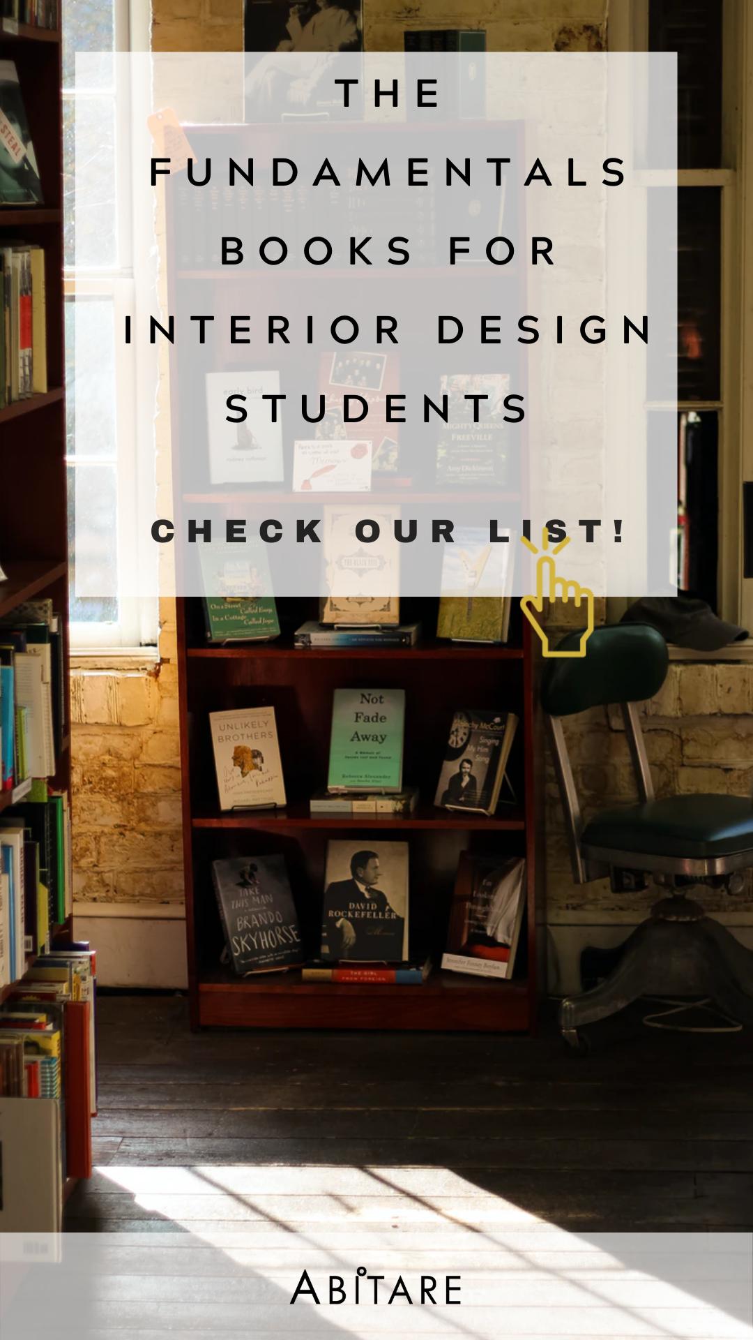 Books For Interior Design Students Interior Design Books Interior Design Student Book Design
