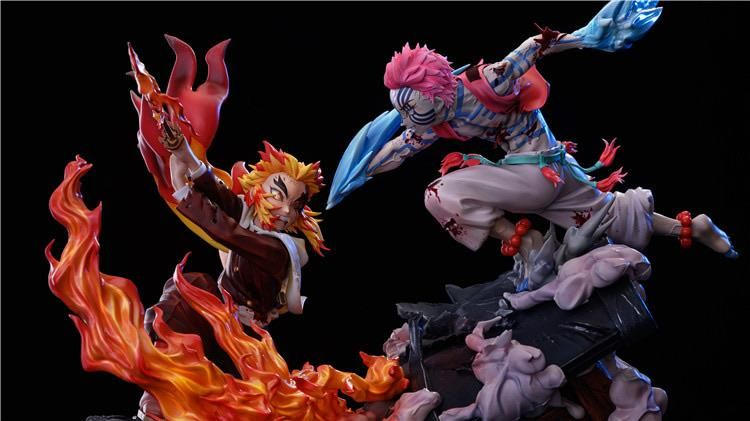 Pin By Gk Figure On Demon Slayer Anime Action Figures Statues Anime Figures Slayer Slayer Anime